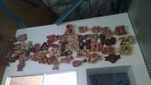 BVP Blog: hallway art pieces