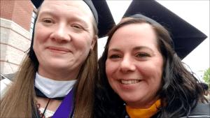Tracey Dann and Jessica Lynch Morin - 5.26.14