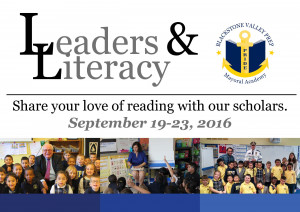 Leaders and Literacy 2016 flyer