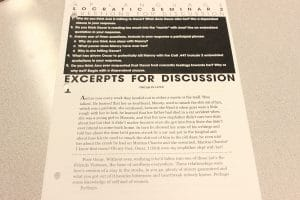 Excerpts for Discussion Worksheet
