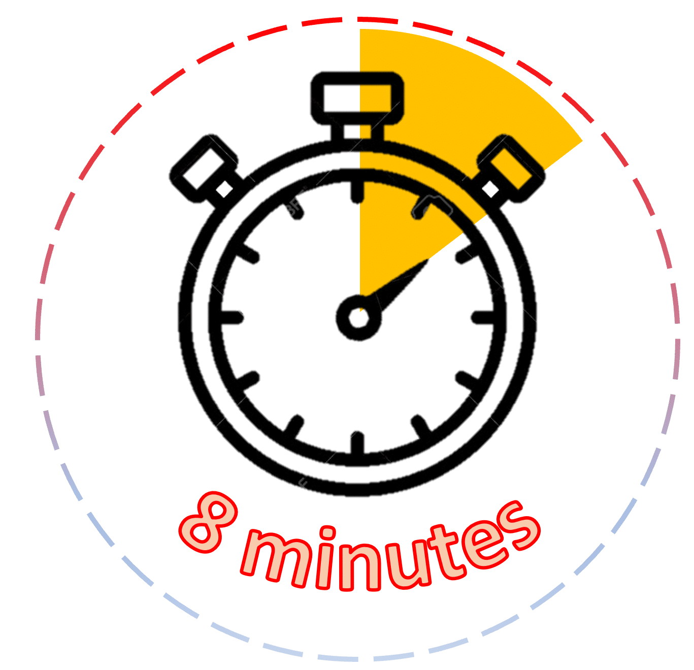 8-minute-timer