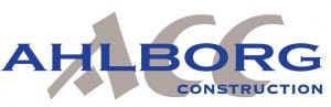 Ahlborg Construction Group Logo