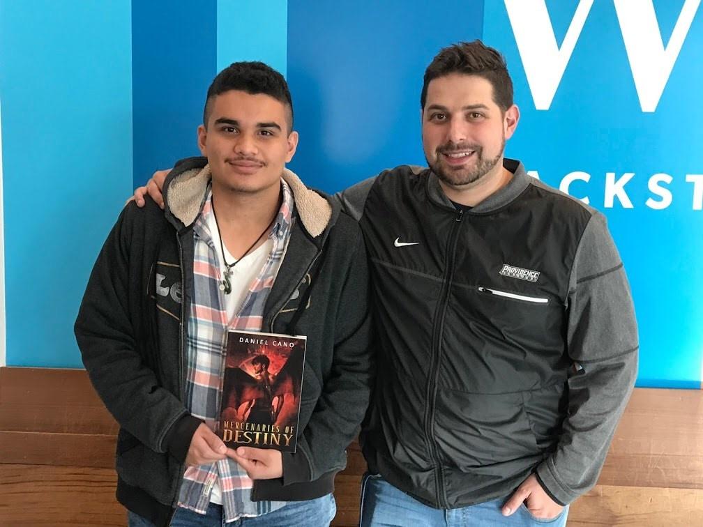 Daniel Cano and Dave Jose