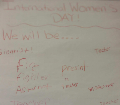 A Look Inside BVP on International Women's Day