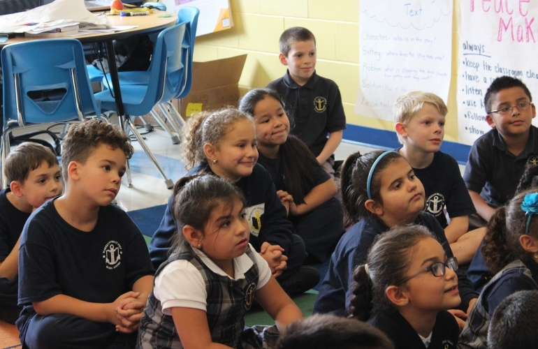 Donate to Blackstone Valley Prep Academy