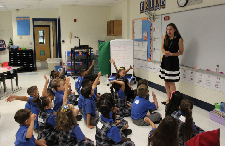 Rhode Island Charter School Kindergarten