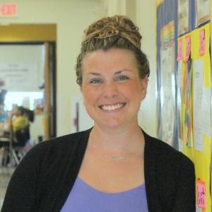 Sarah Manning, Dean of Academics, 3rd - 4th grade